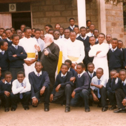 The Apostles of Jesus is a Missionary Institute founded by two Comboni Missionaries (Bishop Sixtus Mazzoldi and Fr. John Marengoni) in Moroto- Uganda in 1968 for the purpose of the Evangelization of Africa and the world.