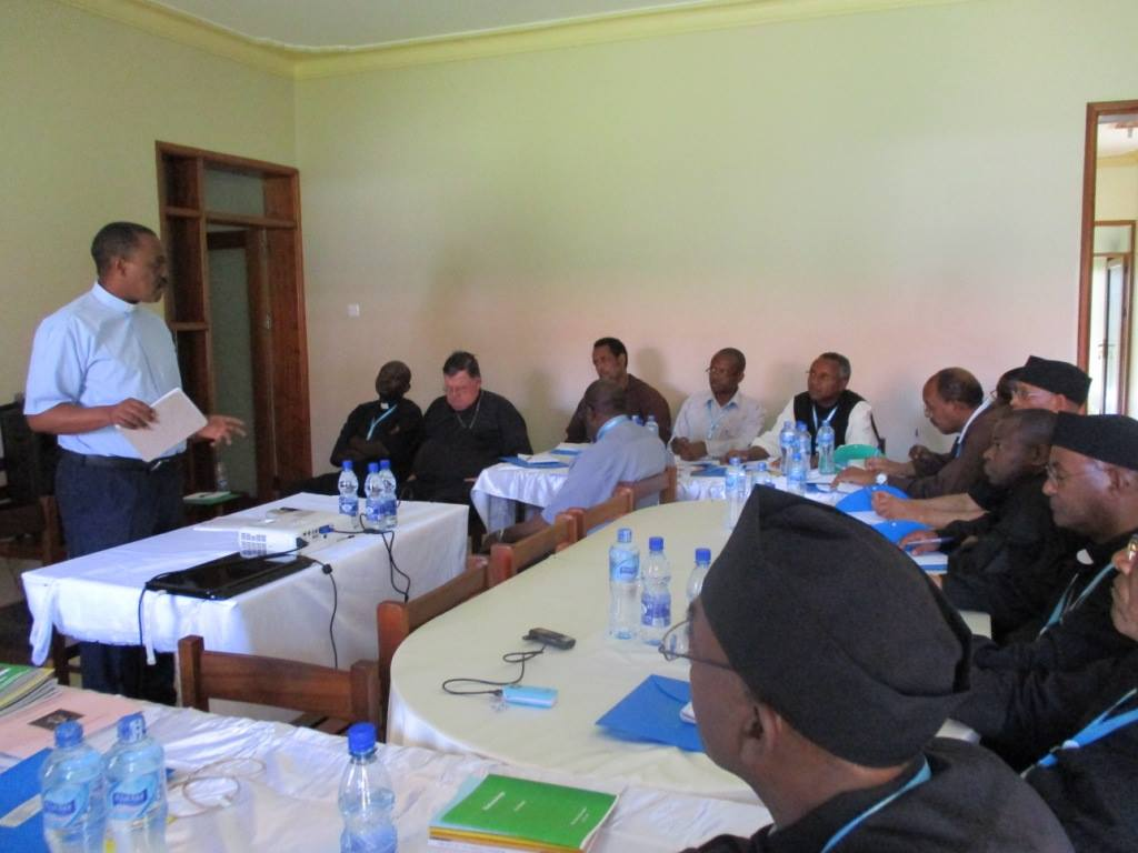 Workshop on Formation in the Major Seminary